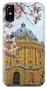 Radcliffe Camera Bodleian Library Oxford  IPhone Case