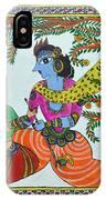 Radha Krishna  IPhone X Case