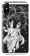 Radha Krishna - The Devine IPhone Case
