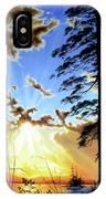 Radiant Reflection IPhone Case