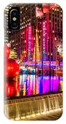 Radio City Music Hall - New York City Usa IPhone Case