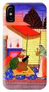 Ragamala Painting IPhone Case