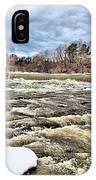 Raging Royal River IPhone Case
