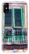 Ragusa Window IPhone Case