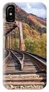 Rail Bridge IPhone Case