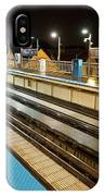 Rail Perspective IPhone Case