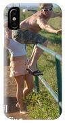 Rail Surfing IPhone Case