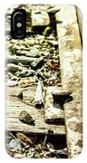Railroad Way IPhone Case