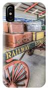 Railway Express Agency IPhone Case