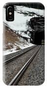 Railway Track IPhone Case