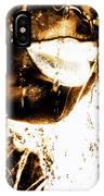 Rain Bronze IPhone Case