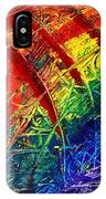 Rainbow Abstract IPhone Case