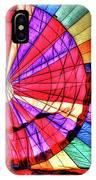 Rainbow Balloon IPhone Case