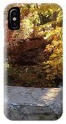 Rainbow Brook  IPhone Case