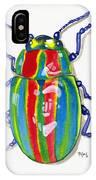 Rainbow Bug IPhone Case