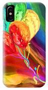 Rainbow Chaser IPhone Case