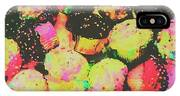 Rainbow Color Cupcakes IPhone Case