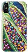 Rainbow Corn IPhone Case
