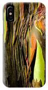 Rainbow Eucalyptus Bark IPhone Case