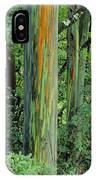 Rainbow Eucalyptus IPhone Case