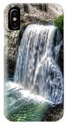 Rainbow Falls 5 IPhone Case