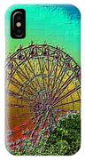 Rainbow Ferris Wheel IPhone Case