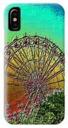 Rainbow Ferris Wheel IPhone Case