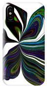 Rainbow Firefly Abstract IPhone Case