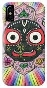 Rainbow Jagannath IPhone Case