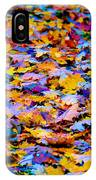 Rainbow Leaves IPhone Case