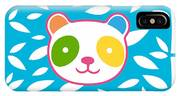 Rainbow Panda IPhone Case