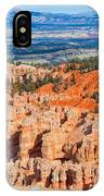 Rainbow Point Panorama IPhone Case