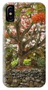 Rainbow Shower Tree IPhone Case