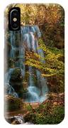 Rainbow Springs Waterfall IPhone Case