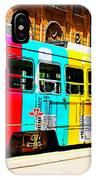 Rainbow Streetcar IPhone Case