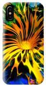 Rainbow Thunder Well IPhone Case