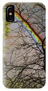 Rainbow Tree IPhone Case