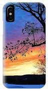 Rainbowed Sunrise IPhone Case