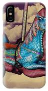 Rainey The Dragon-horse IPhone Case