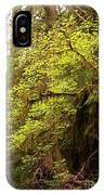 Rainforest Awakening IPhone Case