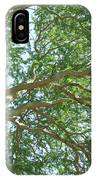 Rainforest Canopy IPhone Case