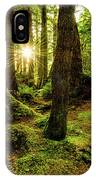 Rainforest Path IPhone Case