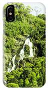 Rainforest Rapids IPhone Case