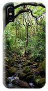 Rainforest Stream IPhone Case