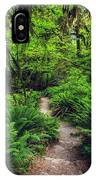 Rainforest Trail IPhone Case