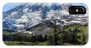 Rainier Mazama Ridge IPhone X Case
