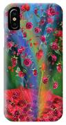 Raining Roses 2 IPhone Case