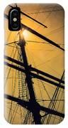 Raise The Sails IPhone Case