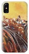 Raleigh Sunrise II IPhone Case