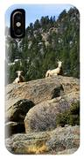 Ram On The Watch IPhone Case